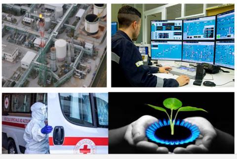 Eni in Val D'Agri: COVA, IOC, Finanziamenti, Decarbonizzazione, Energie Rinnovabili.