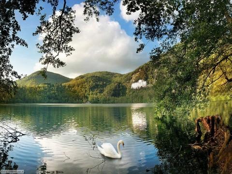 I laghi di Monticchio: una meta ambita d'estate