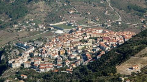 Vietri di Potenza: la porta della Basilicata